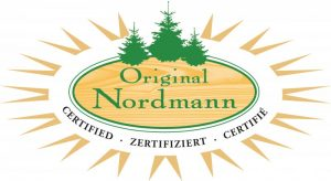 Nordmann Kerstboom logo